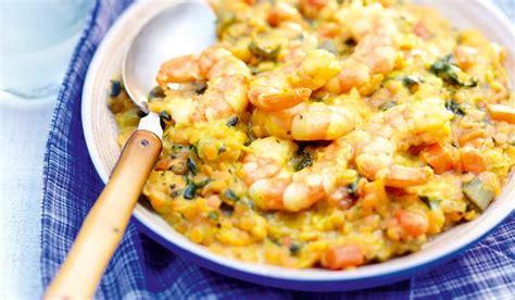 picard plats cuisin駸 crevettes à l 39 indienne lentilles corail et légumes surgelés les plats cuisinés