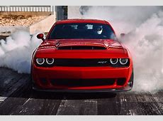 The 2018 Dodge Challenger SRT Demon Runs 9s, Makes 840 HP