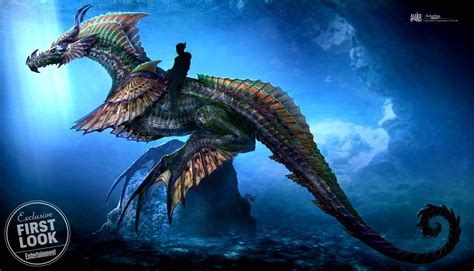 aquamans seahorse em sea dragon