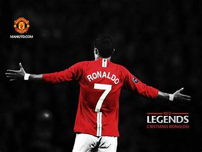 Manchester United Legends Ronaldo Cristiano Wallpapers Utd
