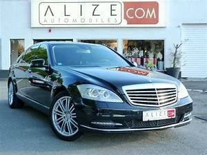Alize Automobile : aliz automobiles vous informe sur la mercedes classe s aliz automobiles ~ Gottalentnigeria.com Avis de Voitures