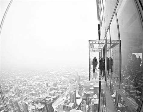 Willis Tower Observation Deck Wait Time by The Willis Tower Observation Deck Chicago 24 Of The