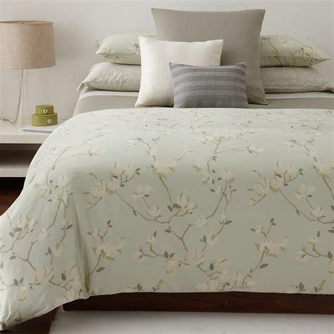 king duvet set calvin klein home oleander king duvet cover set porcelain