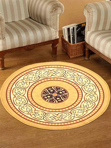 Benefits of the amazon pay icici bank credit card. Buy Status Interieur Nylon Floor Round Carpet Mats for Living Room, Dining Room, Bathroom, Hall ...