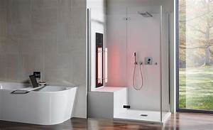 Duschen Für Kleine Bäder : bodengleiche duschkabinen sind der neue trend ~ Bigdaddyawards.com Haus und Dekorationen