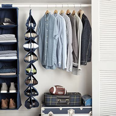 Hanging Closet Shoe Storage Pbteen