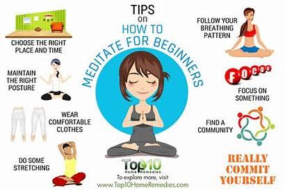 Beginners Meditate Tips Help Remedies