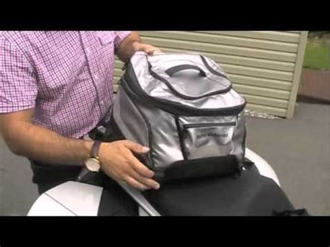 bmw small tailbag review youtube
