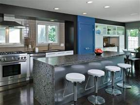 galley kitchens with islands a guide to kitchen layouts kitchen ideas design with cabinets islands backsplashes hgtv
