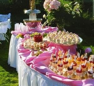 Dessert buffet, Tablecloths and Wedding on Pinterest