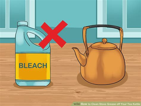 3 Ways To Clean Stove Grease Off Your Tea Kettle  Wikihow. Kitchens Ct. Unclogging Kitchen Drain. Denver Kitchen Remodel. Painted Kitchen Cupboards. Christina Hells Kitchen. Kitchen Knife Block Set. The Blues Kitchen. Padded Kitchen Floor Mats