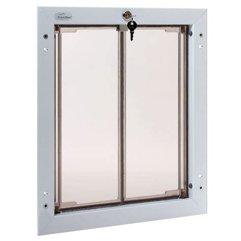 pet doors home depot plexidor performance pet doors 11 3 4 in x 16 in door