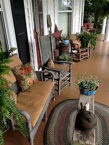 20, Amazing, Farmhouse, Front, Porch, Decor, Ideas