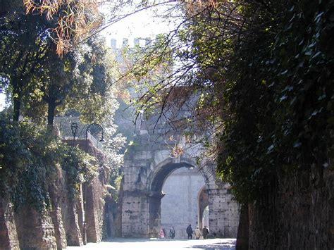 Porta Di San Sebastiano by Roma Porta S Sebastiano Gt Gt 187