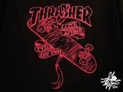 Thrasher Wallpapers Desktop Backgrounds Skate Tattoo Background