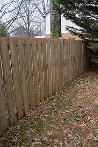 how to make a hanging fence garden sponsored by kilz With clear fence paint