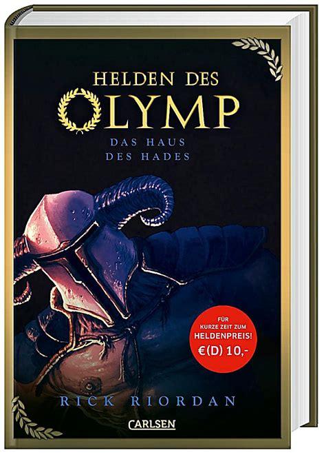 Helden Des Olymp  Das Haus Des Hades Buch Weltbildch