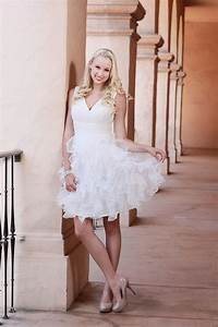 aviana short wedding dress reception dress by With short white wedding reception dress