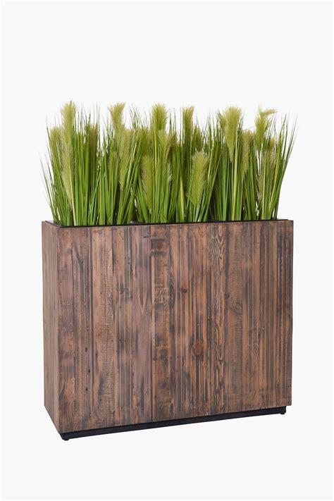 Sichtschutz Garten Antik by Pflanzk 252 Bel Raumteiler Sichtschutz Aus Recycling Holz
