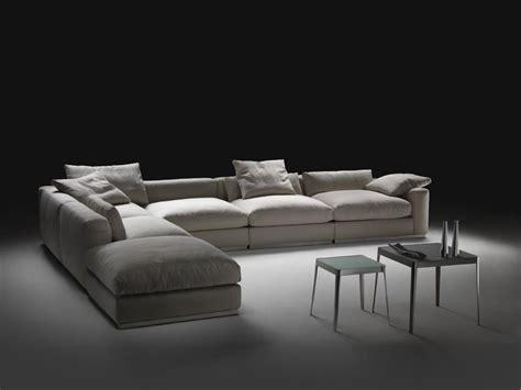 Divano D'angolo / Modulare / Moderno / In Tessuto Beauty