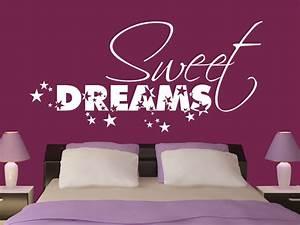 Wandtattoo Sweet Dreams : wandtattoo sweet dreams prinsenvanderaa ~ Whattoseeinmadrid.com Haus und Dekorationen