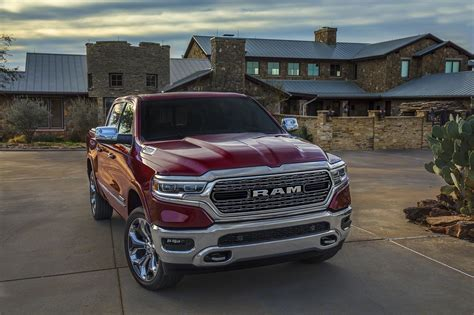 Over 200 Photos Of The 2019 Ram 1500