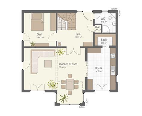 Häuser Grundrisse Beispiele by Haus Grundriss 4 Kinderzimmer Haus Grundrisse Beispiele