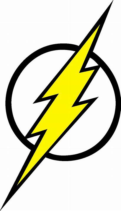 Lightning Flash Svg Clipart Coloring Transparent Clip
