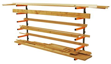 lumber storage rack portamate pbr   level wall