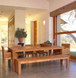 Wood Dining Room Sets Solid Wood Dining Room Sets With Contemporary Wood Dining Chairs Dining Room Decor