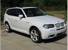 Sell used 2008 BMW X3 MSPORT 30 SIGREAT CONDITION