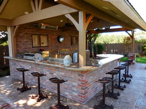 custom outdoor kitchen designs outdoor kitchens lidyoff landscaping development co 6402