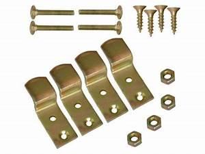 kit economique de supports barre de securite de volets With barre de sécurité pour portes de garage 2 4 vantaux