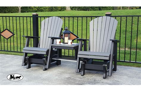Polywood Outdoor Furniture & Genuine Adirondack Chairs