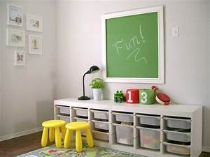 idees en images meuble de rangement chambre enfant With affiche chambre bébé avec pot de fleur moderne