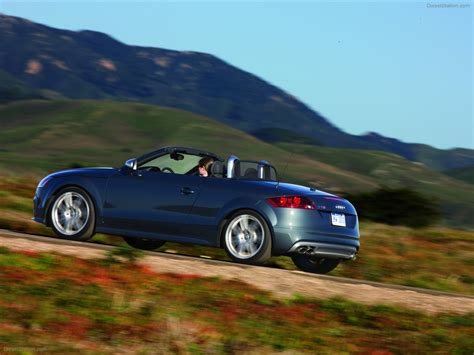 Audi Tts Coupe And Roadster 2009 Exotic Car Wallpapers 02
