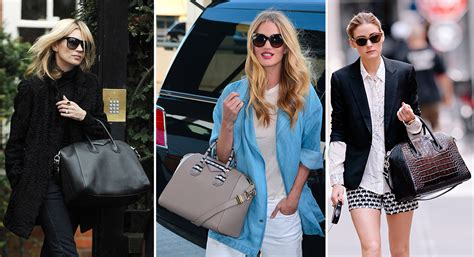 celebrities   givenchy antigona bags