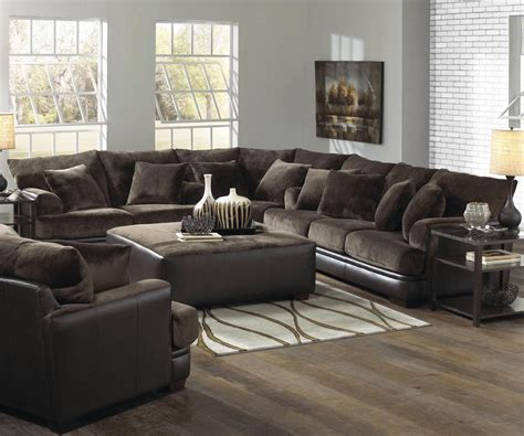sectional living room sets ideas of sectional sofas for large families an excellent