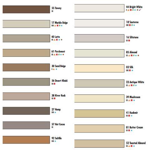 finest laticrete  sanded grout color chart atzj roccommunity