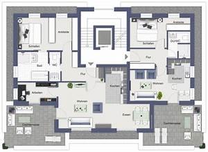 Mehrfamilienhaus Grundriss Modern : penthouse grundriss ~ Eleganceandgraceweddings.com Haus und Dekorationen