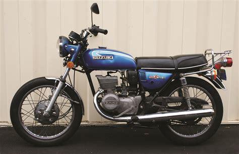 Suzuki Gt185 by Suzuki Gt185 Adventurer 1973 1977 Rider Magazine