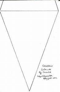 Girlande Basteln Vorlage : by susuko tutorial papiergirlande wimpel bunting templates printables papier girlanden ~ Watch28wear.com Haus und Dekorationen