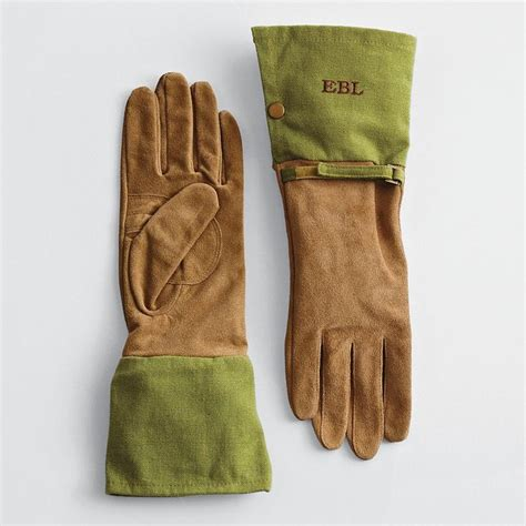 29 95 personalized gardening gloves help it grow