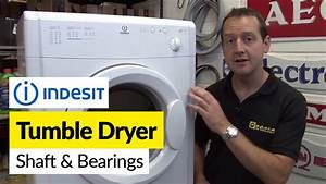 How To Replace The Shaft And Bearings On A Tumble Dryer