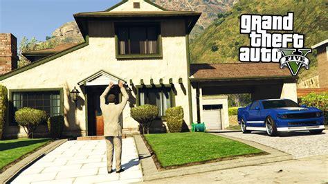 Gta 5 Real Life Mod #6  Eigenes Haus Kaufen! (gta 5 Mods
