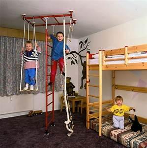 Hochbett Holz Kinder : kinder hochbett jugendm bel kinderzimmer gestalten ~ Michelbontemps.com Haus und Dekorationen