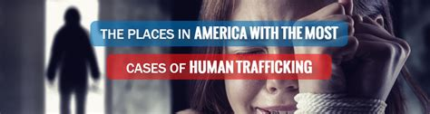 National Human And Sex Trafficking Statistics 2019