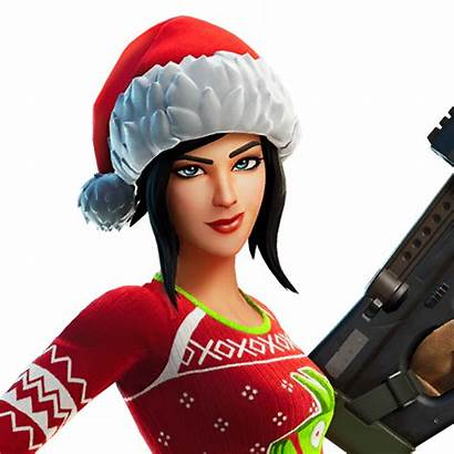 Fortnite Jolly Jammer Skin Cozy Command Icon