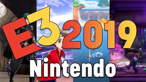 E3 2019: Everything about Nintendo Conference – The Gamers ...