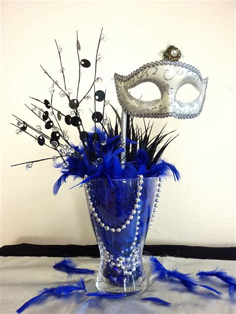 mask table decorations sign in board for sweet 16 ideas